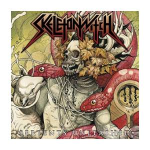 Cover - Skeletonwitch: Serpents Unleashed