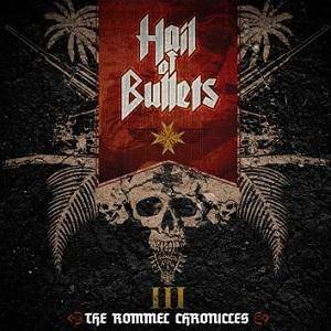 Hail Of Bullets: III: The Rommel Chronicles - Cover