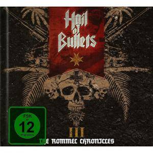 Hail Of Bullets: III: The Rommel Chronicles (CD + DVD) - Bild 2