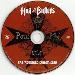 Hail Of Bullets: III: The Rommel Chronicles (CD + DVD) - Bild 4