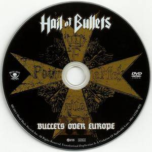Hail Of Bullets: III: The Rommel Chronicles (CD + DVD) - Bild 5