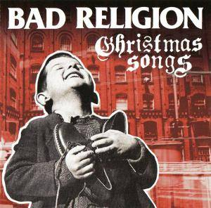 Bad Religion: Christmas Songs - Cover