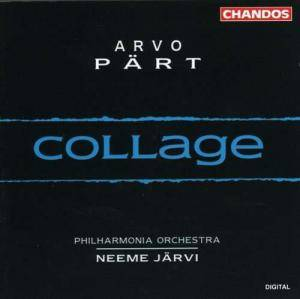 Cover - Arvo Pärt: Collage