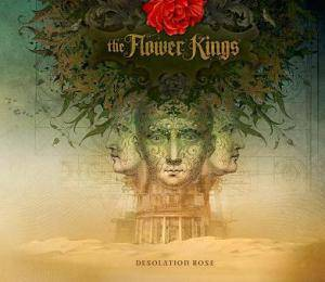 The Flower Kings: Desolation Rose - Cover