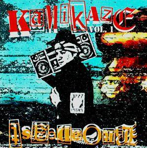 Kamikaze Broadcast Volume 1, The - Cover