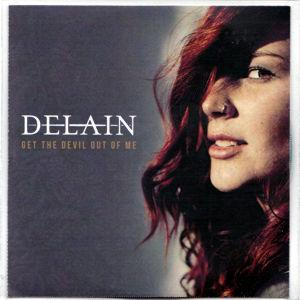 Delain: Get The Devil Out Of Me - Cover