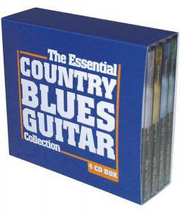 Cover - Bo Carter: Essential Country Blues Guitar Collection, The