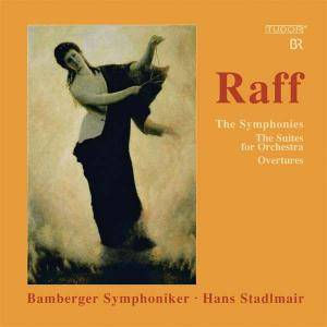Cover - Joachim Raff: Symphonies / The Suites For Orchestra / Overtures, The