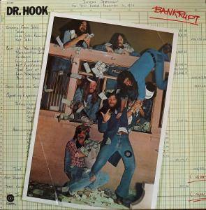 Cover - Dr. Hook: Bankrupt