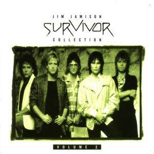Cover - Jimi Jamison: Collection Volume 2