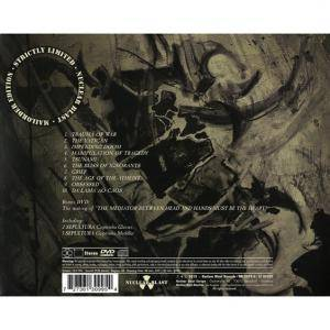Sepultura: The Mediator Between Head And Hands Must Be The Heart (CD + DVD) - Bild 2