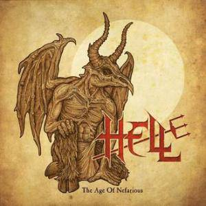Hell: Age Of Nefarious, The - Cover