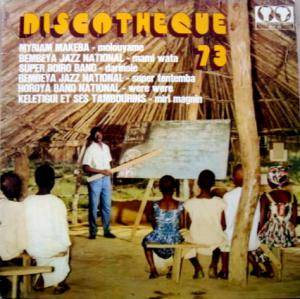 Cover - Bembeya Jazz: Discotheque 73