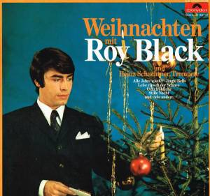 Cover - Roy Black: Weihnachten Mit Roy Black