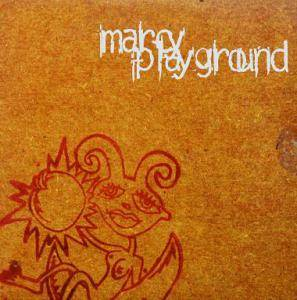Cover - Marcy Playground: Poppies