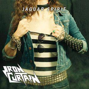 Iron Curtain: Jaguar Spirit - Cover