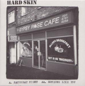 Hard Skin: Gypsy Rose Cafe - Cover