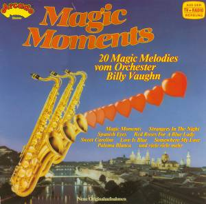 Cover - Billy Vaughn: Magic Moments