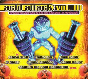 Cover - Phuture: Acid Attack Vol. III
