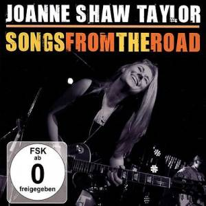 Cover - Joanne Shaw Taylor: Songs From The Road