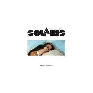 Cover - Edward Artemyev: Solaris Original Soundtrack