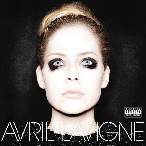 Cover - Avril Lavigne: Avril Lavigne