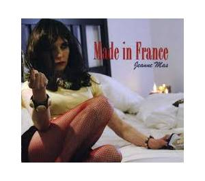 Jeanne Mas: Made In France - Cover