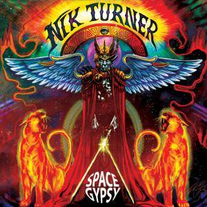 Cover - Nik Turner: Space Gypsy