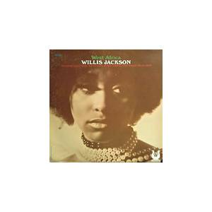 Cover - Willis Jackson: West Africa