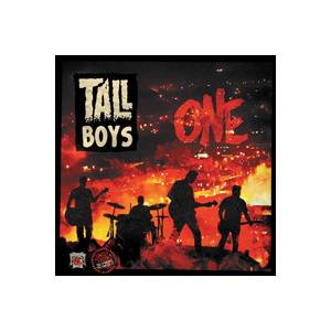 Cover - Tall Boys: One