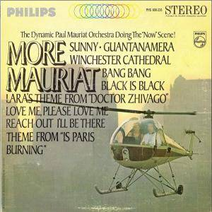 Cover - Paul Mauriat And His Orchestra: More Mauriat