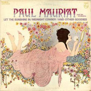 Cover - Paul Mauriat And His Orchestra: Midnight Cowboy / Let The Sunshine In