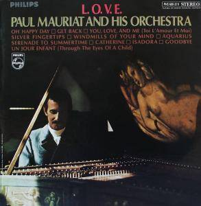 Cover - Paul Mauriat And His Orchestra: L.O.V.E.