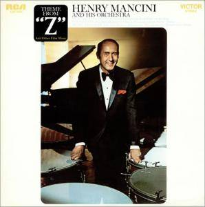 Cover - Henry Mancini And His Orchestra: Theme From 'z' And Other Film Music