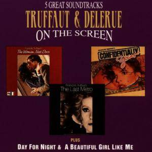 Cover - Georges Delerue: Truffaut & Delerue On The Screen: 5 Great Soundtracks
