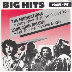 Cover - Long John Baldry: Big Hits 1965-75 - Baby Now That I Found You - Let The Heartaches Begin