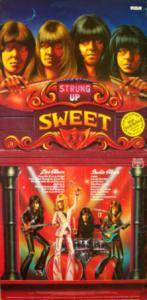 The Sweet: Strung Up (2-LP) - Bild 3