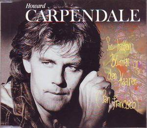 Howard Carpendale: Sie Hatten Blumen In Den Haaren - Cover