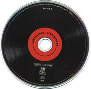 Soundgarden: Superunknown (CD) - Bild 3