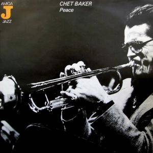 Chet Baker: Peace - Cover