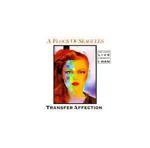 A Flock Of Seagulls: Transfer Affection - Cover