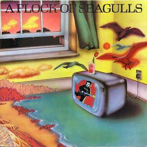 A Flock Of Seagulls: A Flock Of Seagulls (LP) - Bild 1