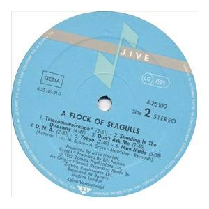 A Flock Of Seagulls: A Flock Of Seagulls (LP) - Bild 4