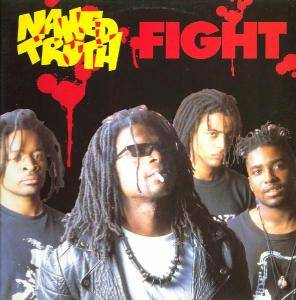 Naked Truth: Fight - Cover