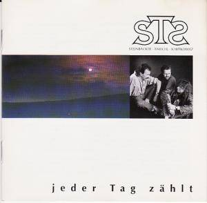 S.T.S.: Jeder Tag Zählt - Cover