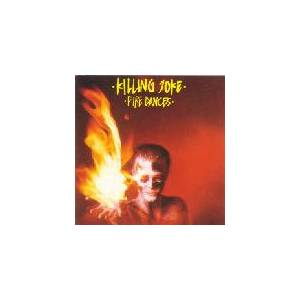 Killing Joke: Fire Dances - Cover