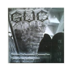 Cover - Deny The Urge: G.U.C. Compilation Nr. 21 - Edition 2005
