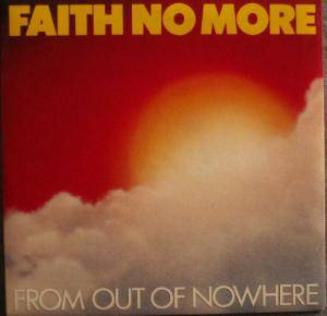 Faith No More: From Out Of Nowhere - Cover