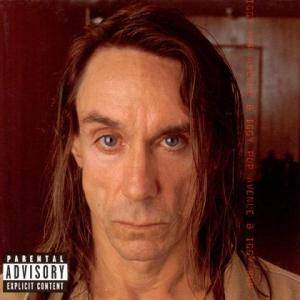 Iggy Pop: Avenue B - Cover