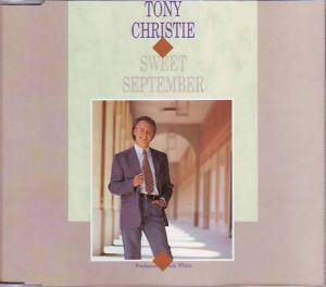 Tony Christie: Sweet September - Cover
